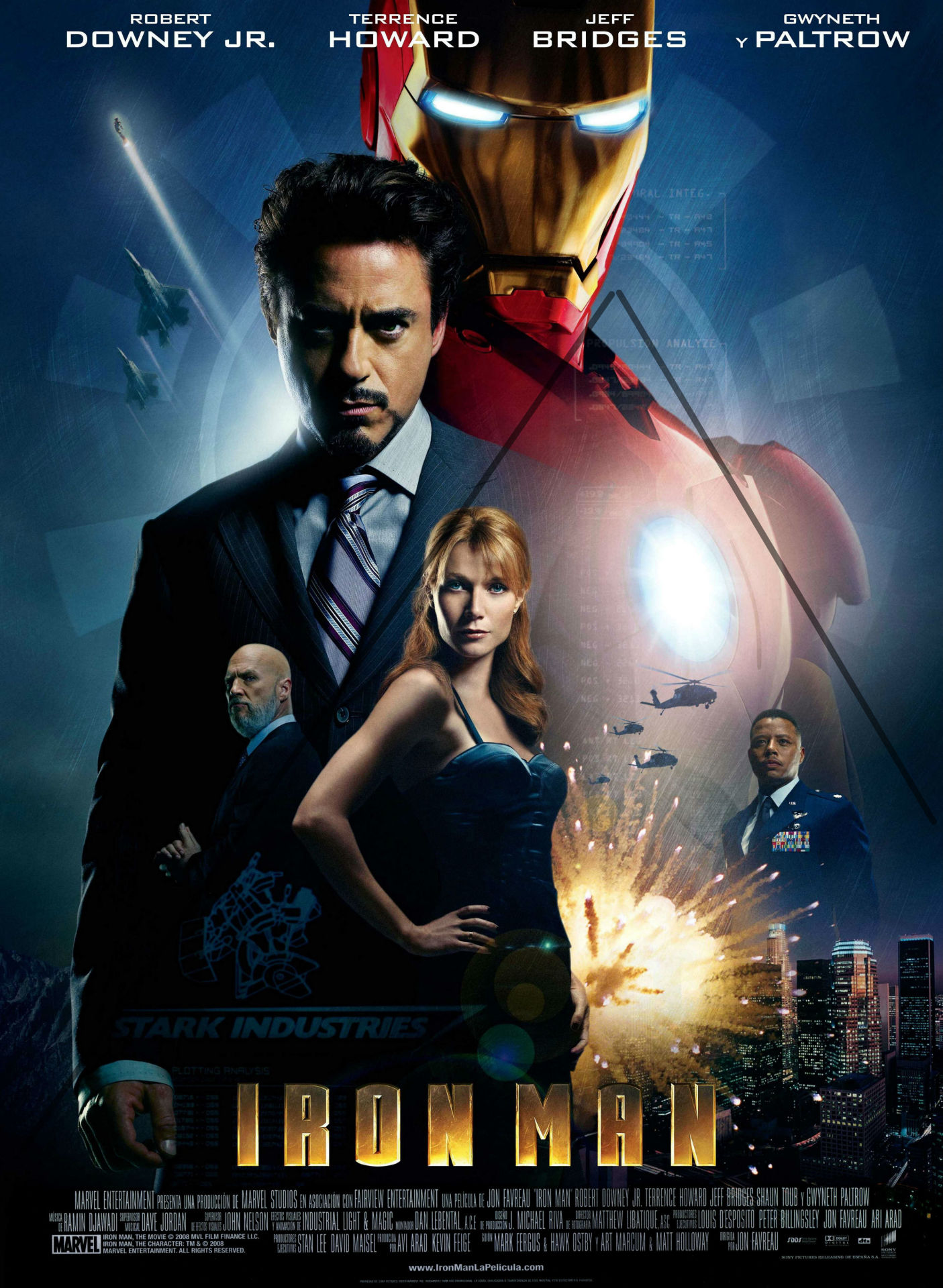 One Movie Punch - Episode 001 - Iron Man (2008)