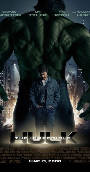 One Movie Punch - Episode 008 - The Incredible Hulk (2008)
