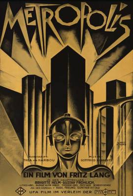 One Movie Punch - Episode 014 - Metropolis (1927)