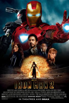 One Movie Punch - Episode 015 - Iron Man 2 (2010)