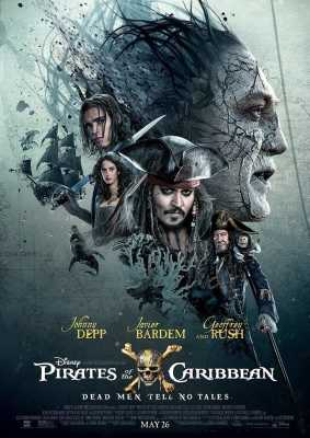 Episode 018 - Pirates of the Caribbean: Dead Men Tell No Tales (2017)