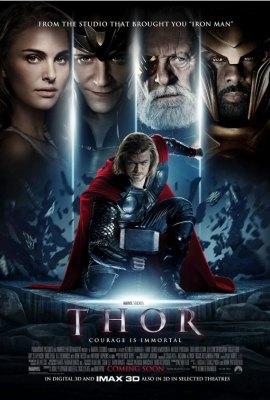 Episode 022 - Thor (2011)