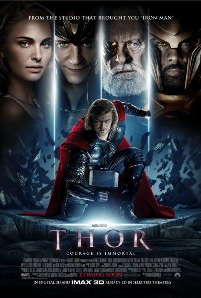 One Movie Punch - Episode 022 - Thor (2011)