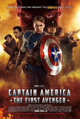 Episode 029 - Captain America: The First Avenger (2011)