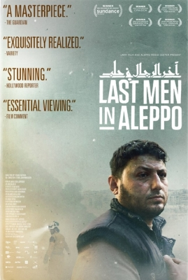 Episode 032 -  Last Men in Aleppo (2017)