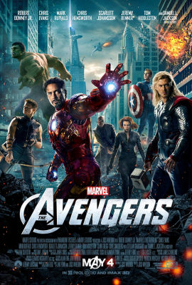 Episode 036 - Marvel's The Avengers (2012)