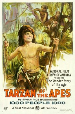 Episode 042 - Tarzan of the Apes (1918)