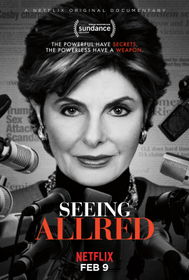 Episode 041 - Seeing Allred (2018)