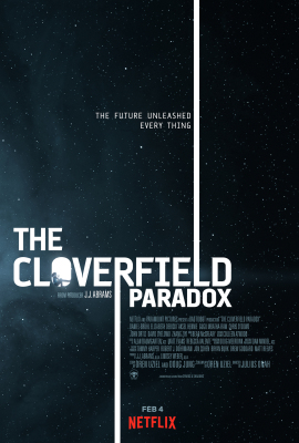Episode 044 - The Cloverfield Paradox (2018)