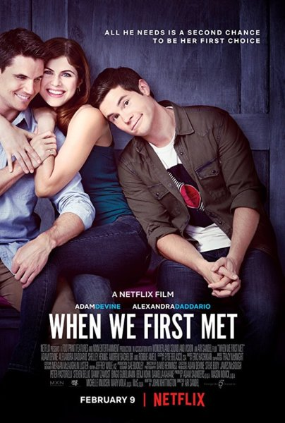One Movie Punch - Episode 047 - When We First Met (2018)