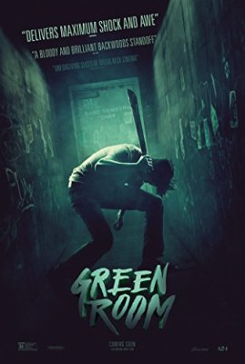 Episode 054 - Green Room (2015)