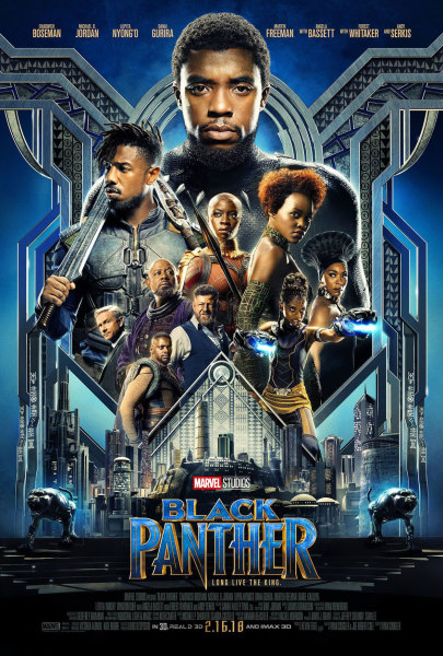 One Movie Punch - Episode 050 - Black Panther (2018)
