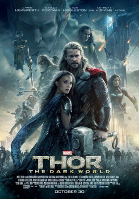Episode 057 - Thor: The Dark World (2013)