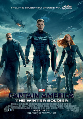 Episode 064 - Captain America: The Winter Soldier (2014)