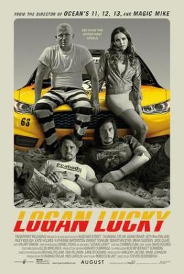 Episode 065 - Logan Lucky (2017)