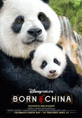 Episode 067 - Disneynature: Born in China (2017)