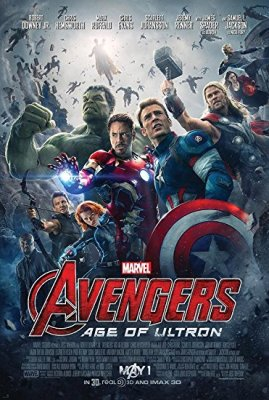 Episode 072 - Avengers: Age of Ultron (2015)