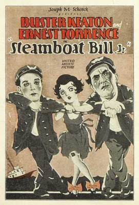 Episode 084 - Steamboat Bill, Jr. (1928)
