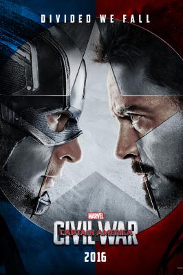 Episode 085 - Captain America: Civil War (2016)
