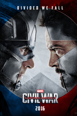 Episode 085 - Captain America: Civil War (2016)