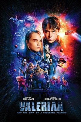 Episode 082 - Valerian and the City of a Thousand Planets (2017)
