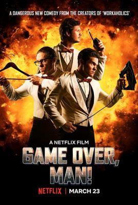 Episode 089 - Game Over, Man! (2018)