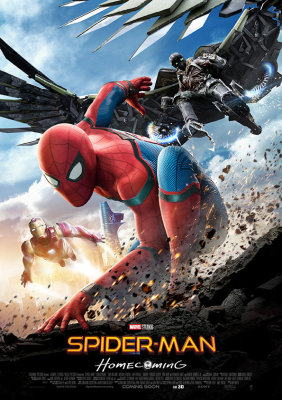 Episode 106 - Spider-Man: Homecoming (2017)