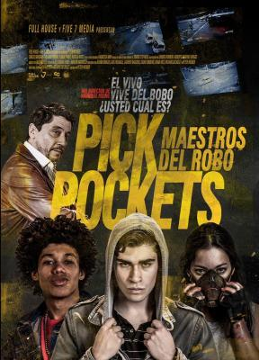 Episode 115 - Pickpockets (2018)