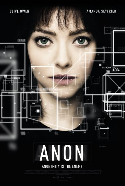 One Movie Punch - Episode 125 - Anon (2018)