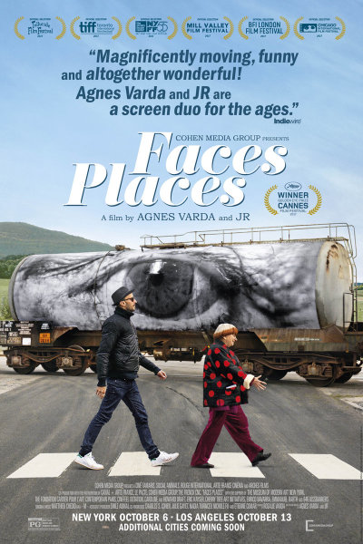 One Movie Punch - Episode 130 - Faces Places (2017)