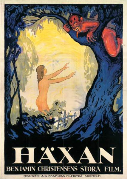 One Movie Punch - Episode 131 - Haxan (1922)