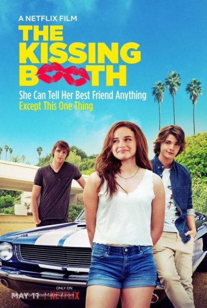 One Movie Punch - Episode 132 - The Kissing Booth (2018)