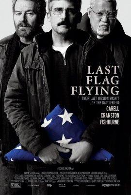 Episode 135 - Last Flag Flying (2017)