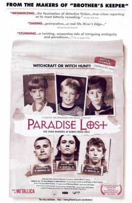Episode 144 - Paradise Lost: The Child Murders at Robin Hood Hills (1996)
