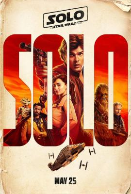 Episode 148 - Solo: A Star Wars Story (2018)