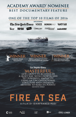 Episode 151 - Fire at Sea (2016)