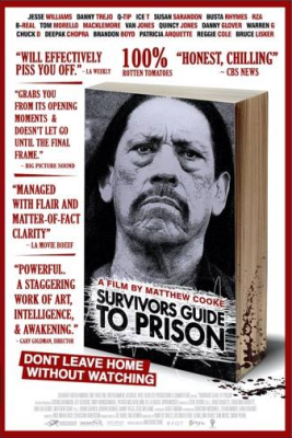 Episode 158 - Survivors Guide to Prison (2018)