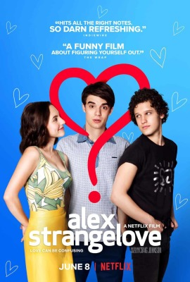 Episode 160 - Alex Strangelove (2018)