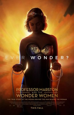Episode 163 - Professor Marston and the Wonder Women (2017)