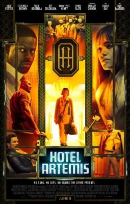 Episode 162 - Hotel Artemis (2018)