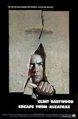 One Movie Punch - Episode 173 - Escape From Alcatraz (1979)