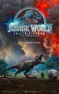 Episode 176 - Jurassic World: Fallen Kingdom (2018)