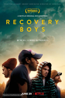 Episode 186 - Recovery Boys (2018)