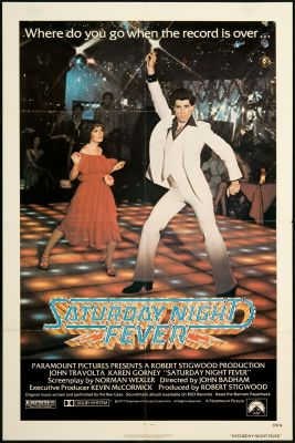 Episode 187 - Saturday Night Fever (1977)