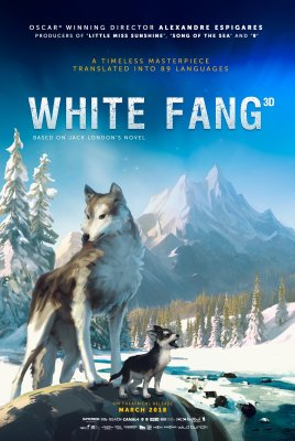 Episode 191 - White Fang (2018)