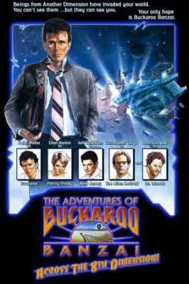 Episode 194 - The Adventures of Buckaroo Banzai Across the 8th Dimension (1984)