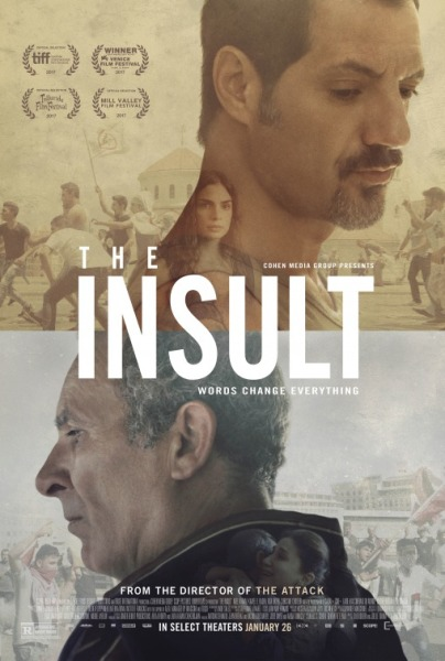One Movie Punch - Episode 196 - The Insult (2017)