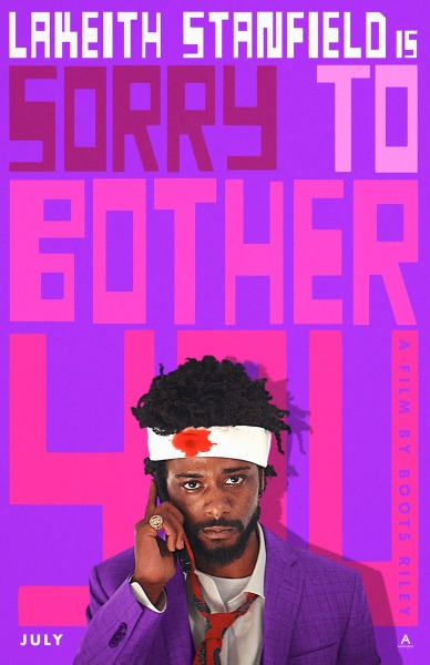 One Movie Punch - Episode 197 - Sorry to Bother You (2018)