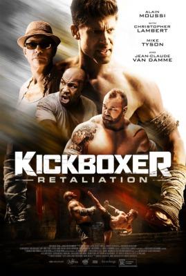 Episode 205 - Kickboxer: Retaliation (2018)