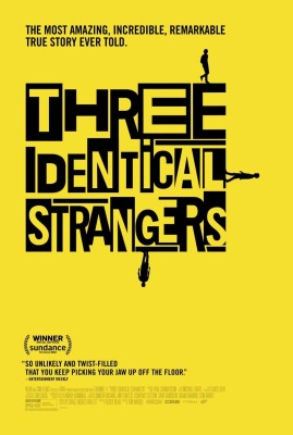 Episode 207 - Three Identical Strangers (2018)